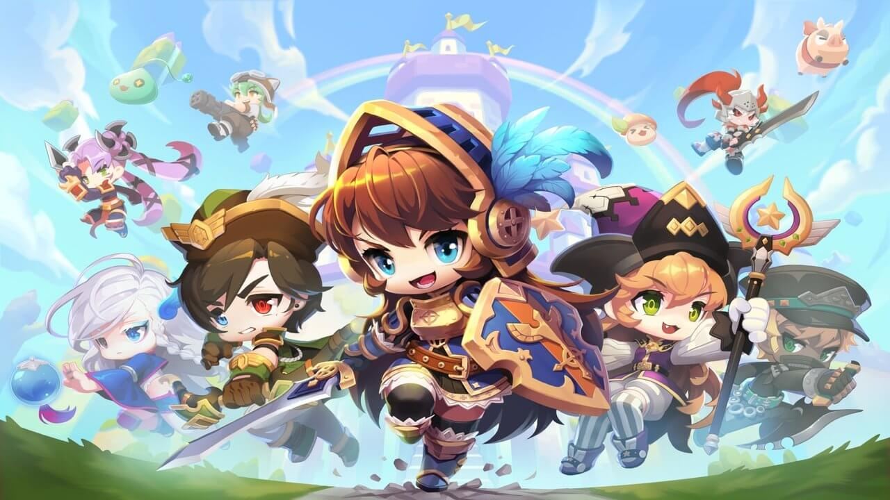 MapleStory 2 Comes to a Close May 27