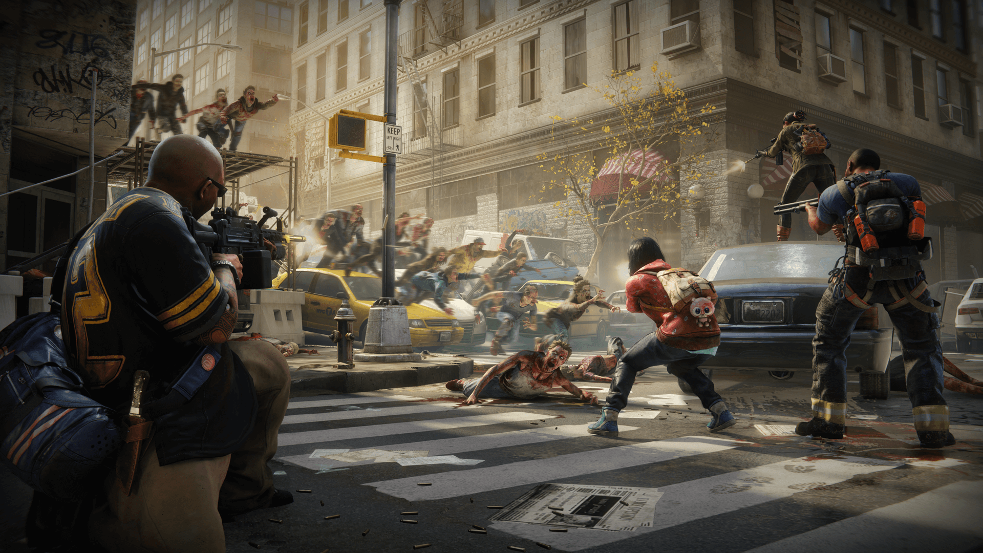 Get World War Z Free On The Epic Games Store