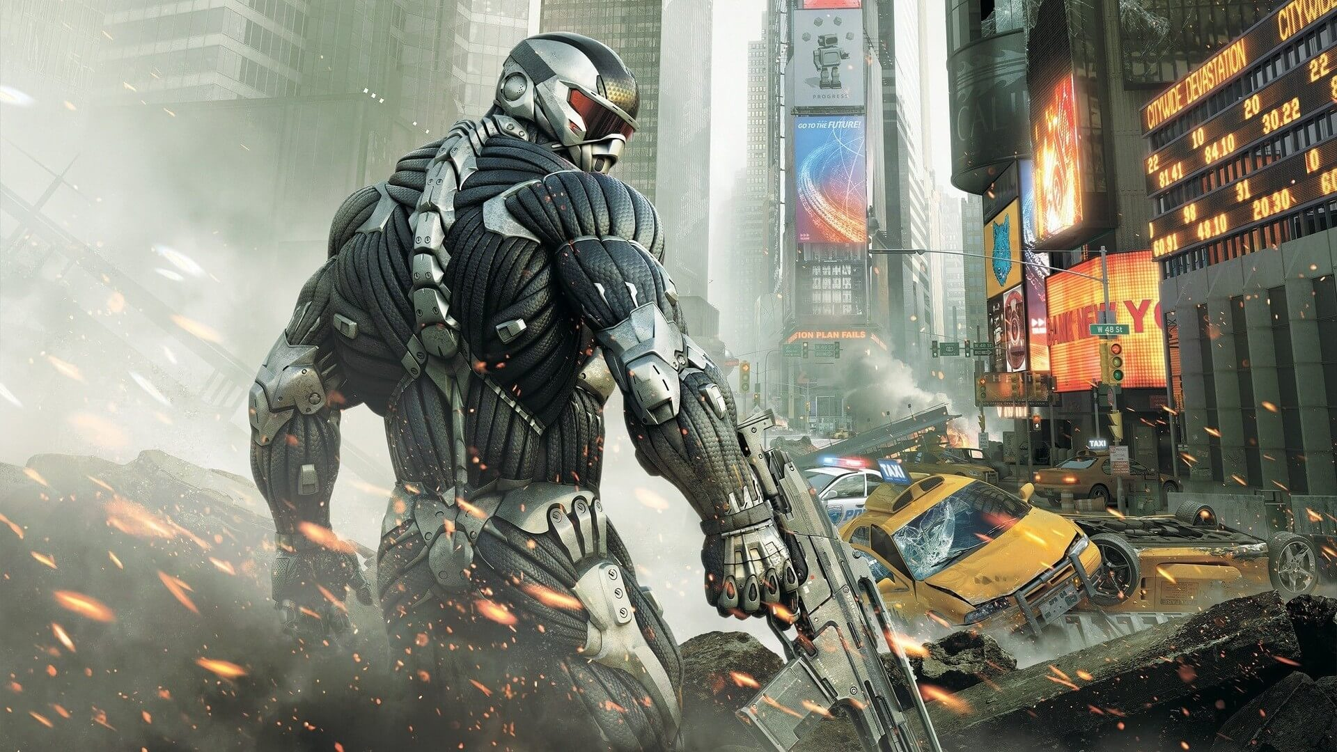 Crysis Devs Are Possibly Teasing A Remaster