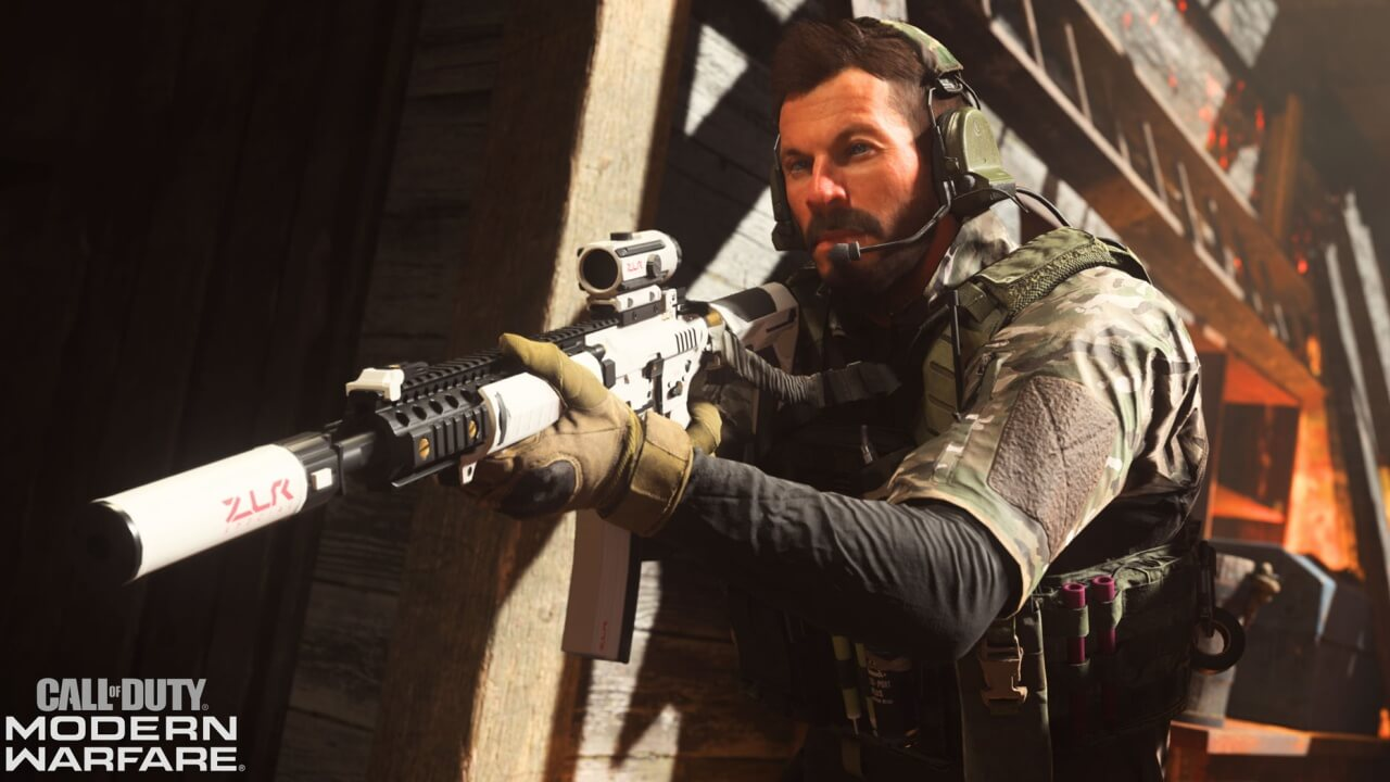 Infinity Ward Pull Trios From Warzone