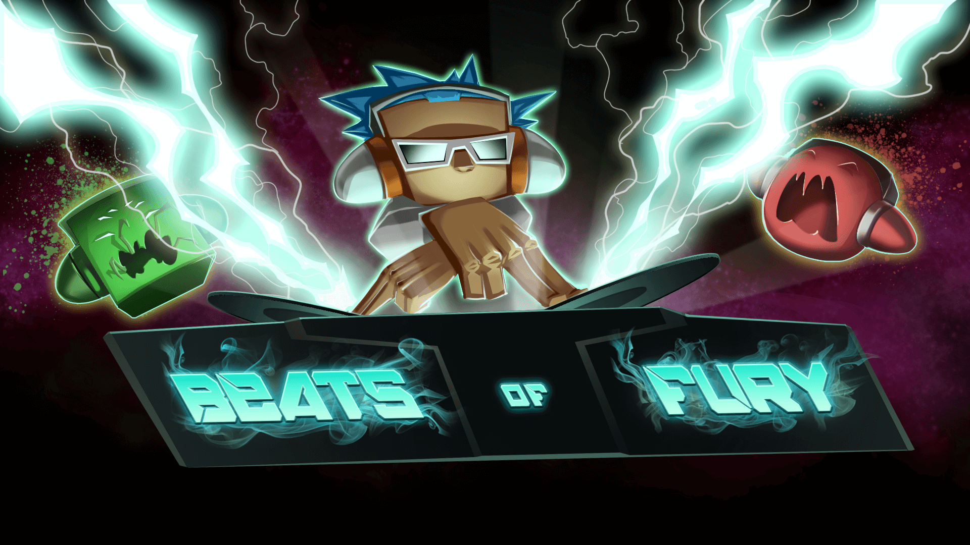 Beats of Fury Enters Steam Early Access