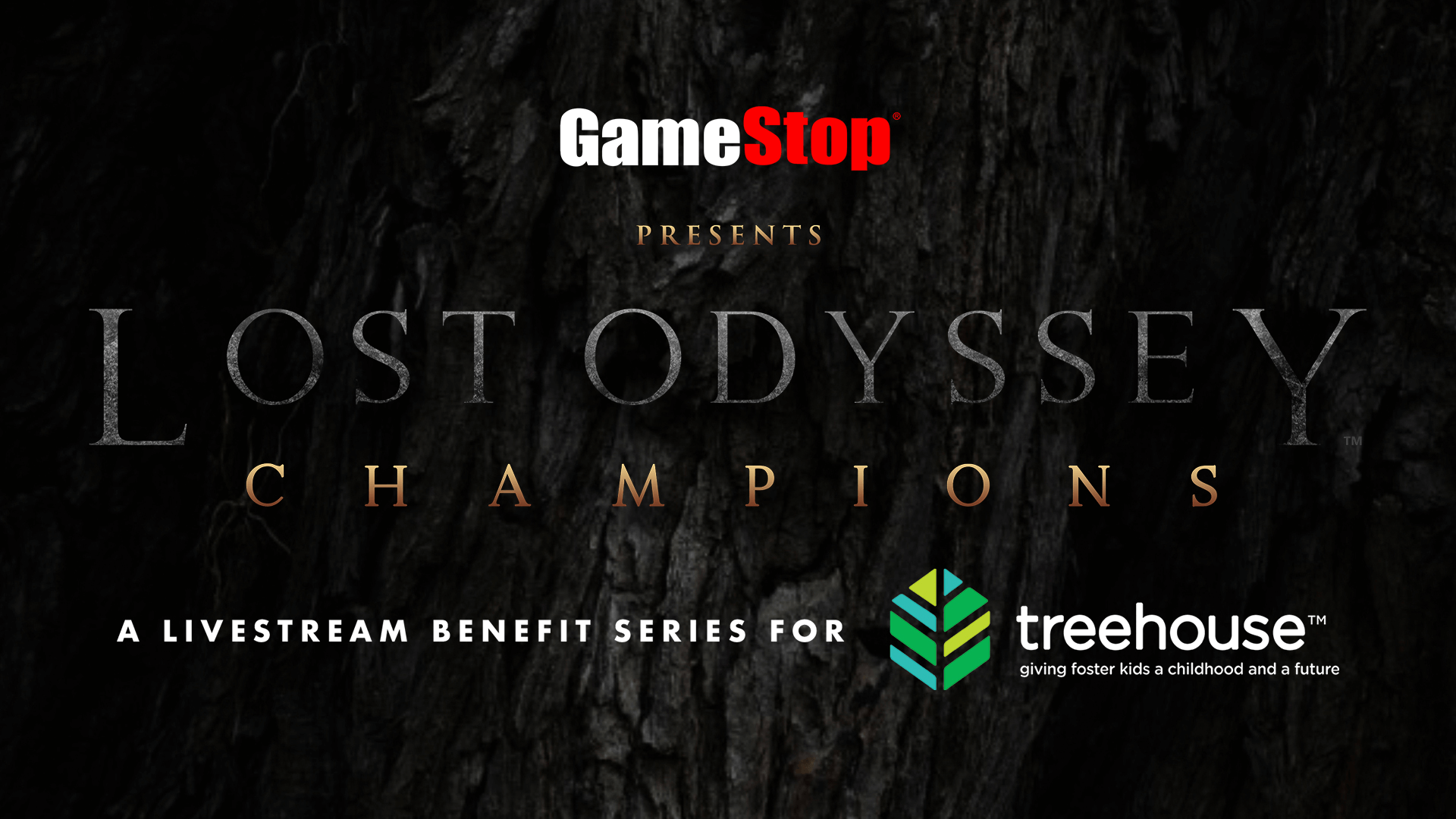 Lost Odyssey: Champions Charity Event by Gamestop