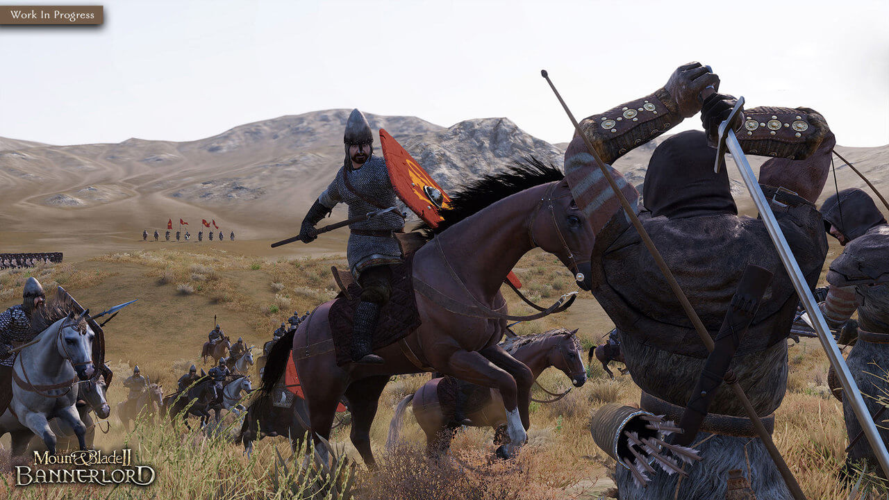 Mount and Blade 2 BannerlordEarly Access Impressions