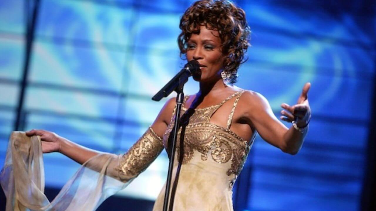 Whitney Houston Biopic Is In The Works