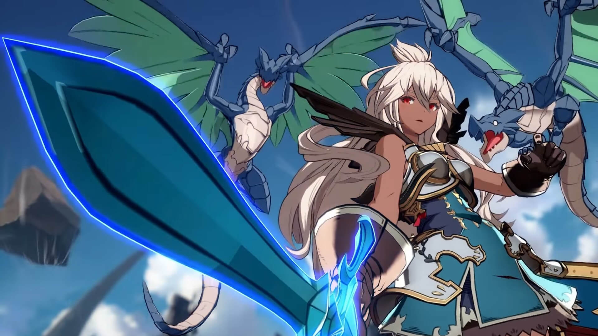 The Final Character of GranBlue Fantasy Versus Season 1 is Out Today