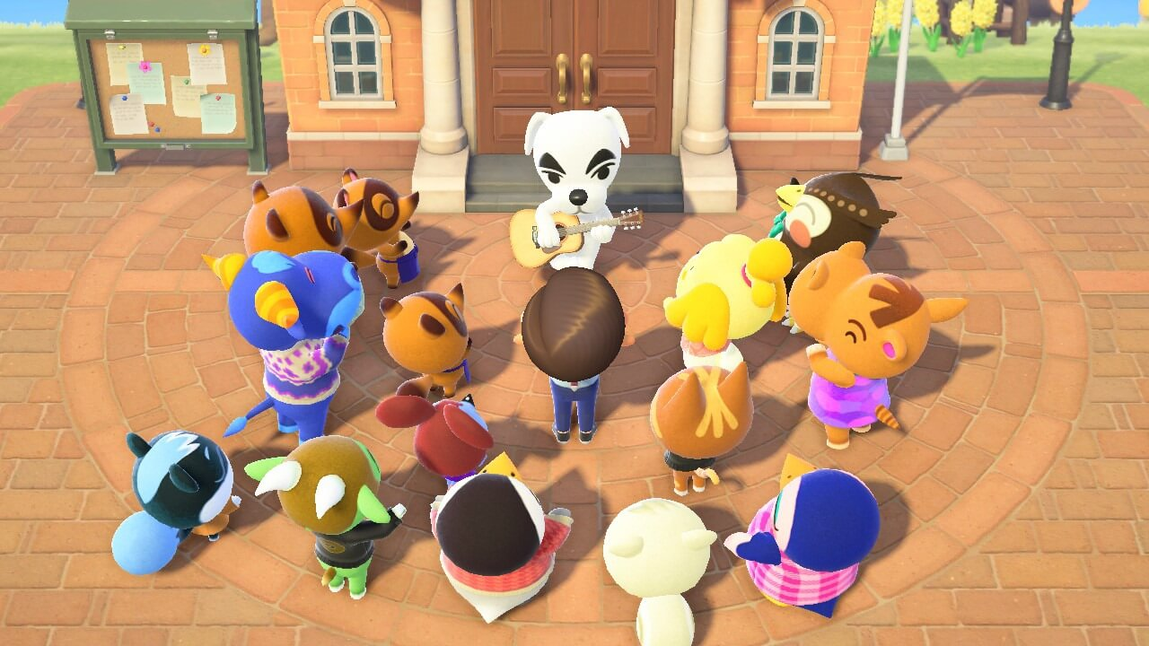 Data Mine of Animal Crossing Hints at New Updates