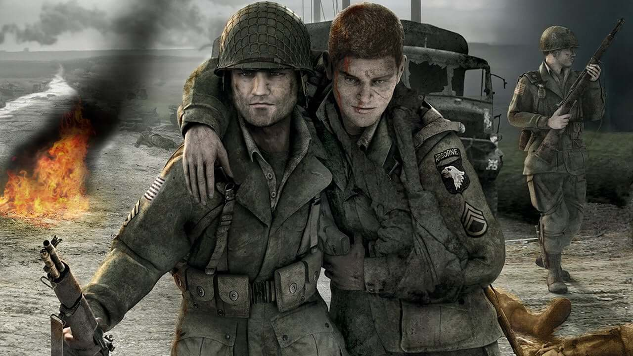 Gearbox Announces Brothers in Arms TV Series Adaption