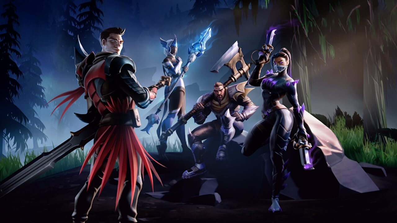 Dauntless Has A New Easter Event