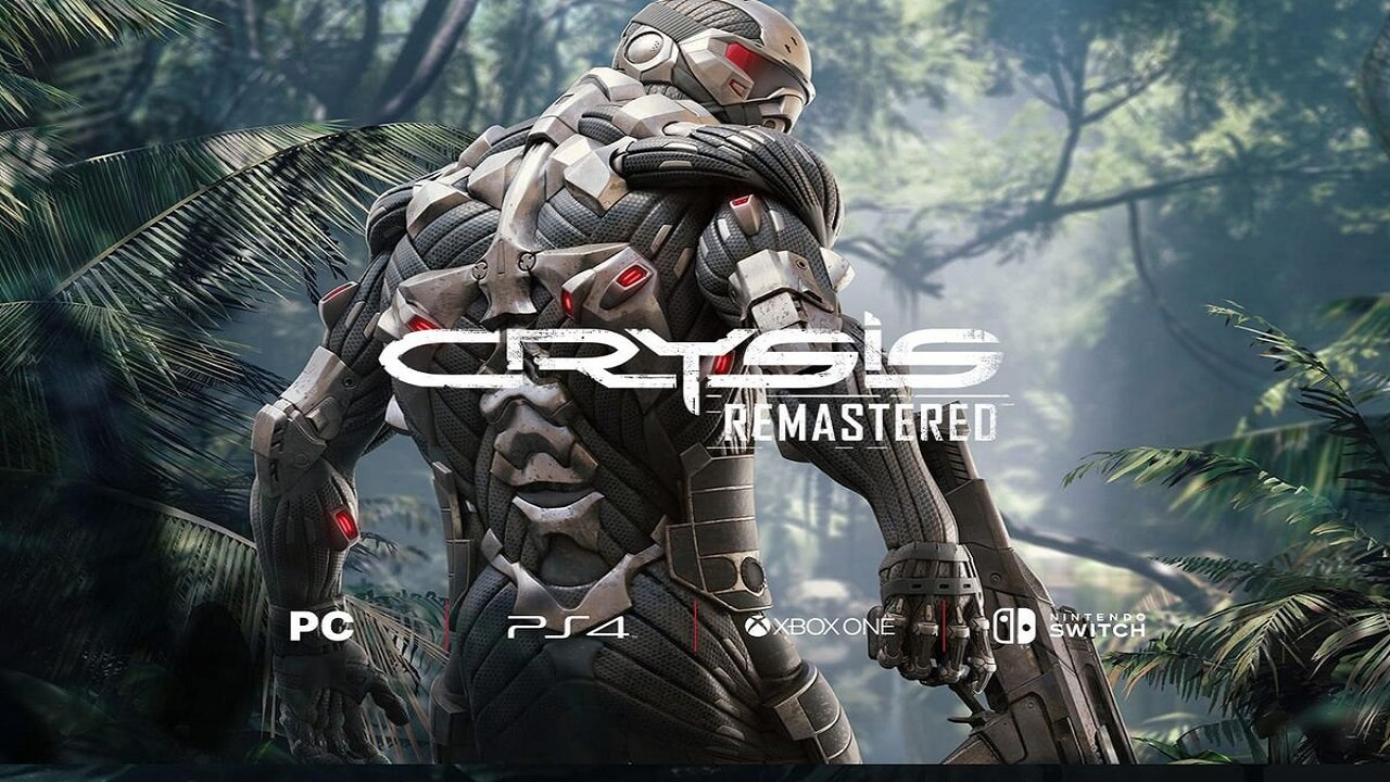 Crysis Remastered Is Coming To PC And Consoles
