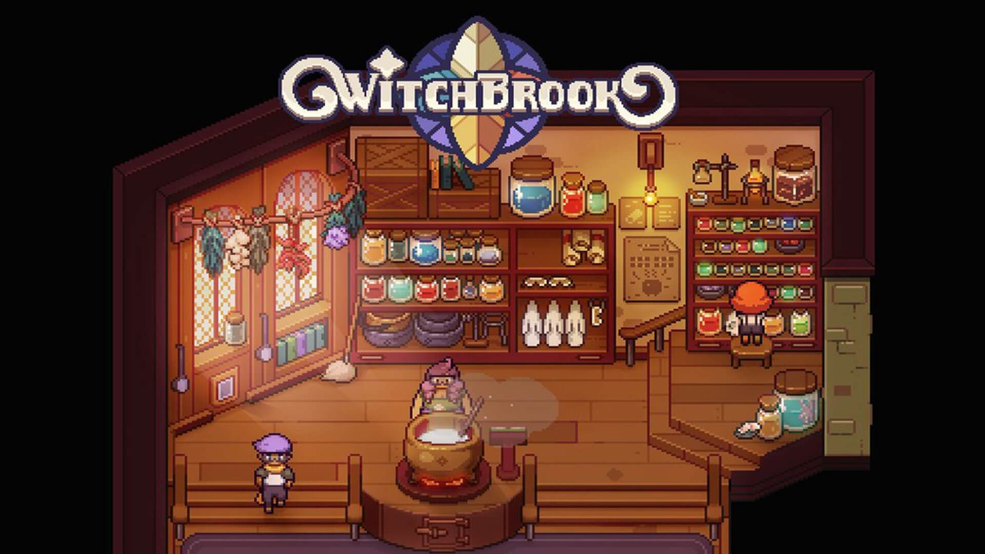 Witchbrook Is The Next Game From Chucklefish