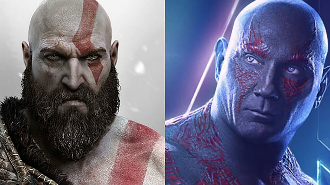 Rumor: Dave Bautista To Play Ares in God Of War Movie