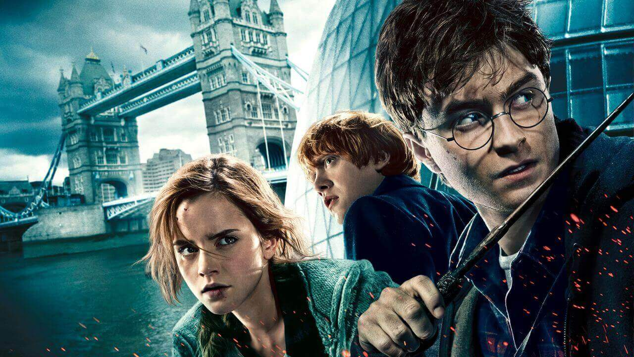 Harry Potter Series is Reportedly in Development at HBO Max