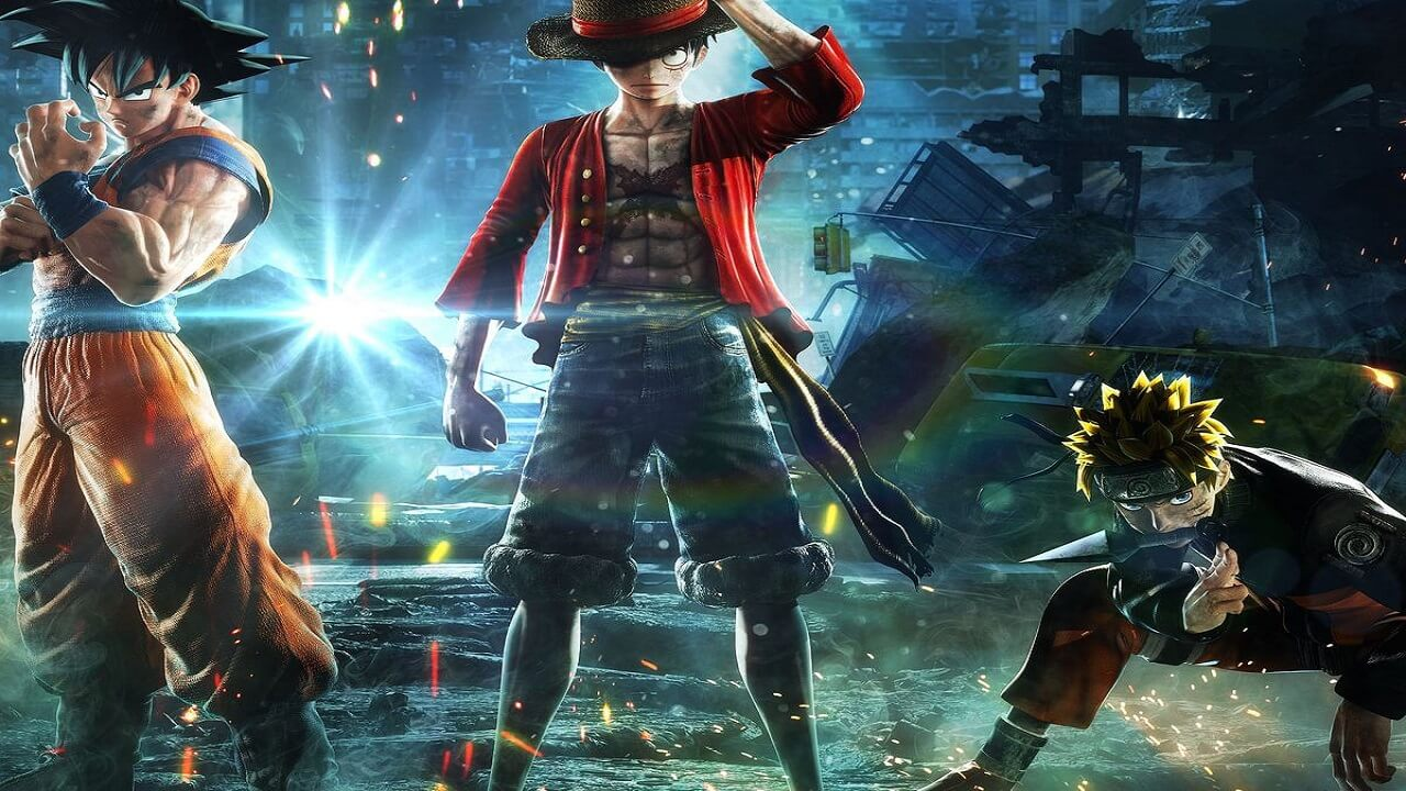 JUMP FORCE Nintendo Switch Port Expected in 2020
