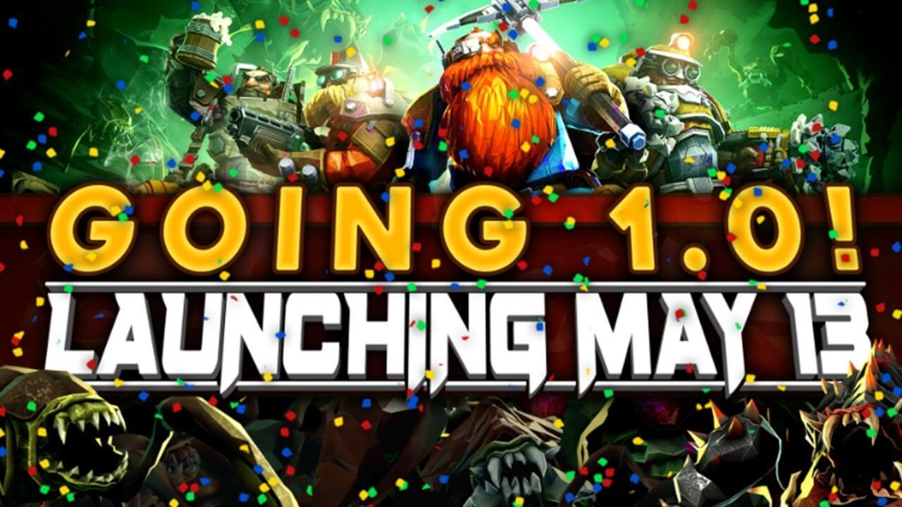 Dungeon Defenders Awakened Fully Releases May 28th