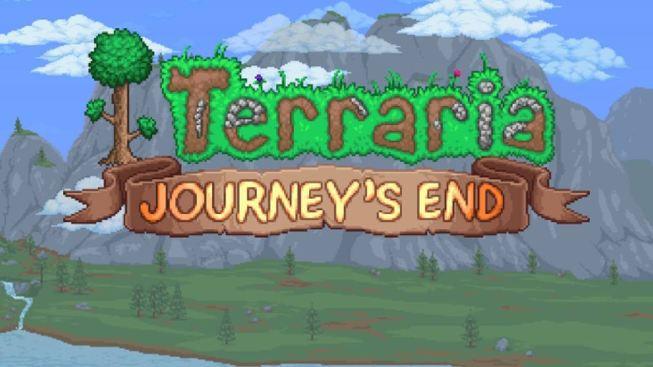 Terraria Journey's End Releases May 16th