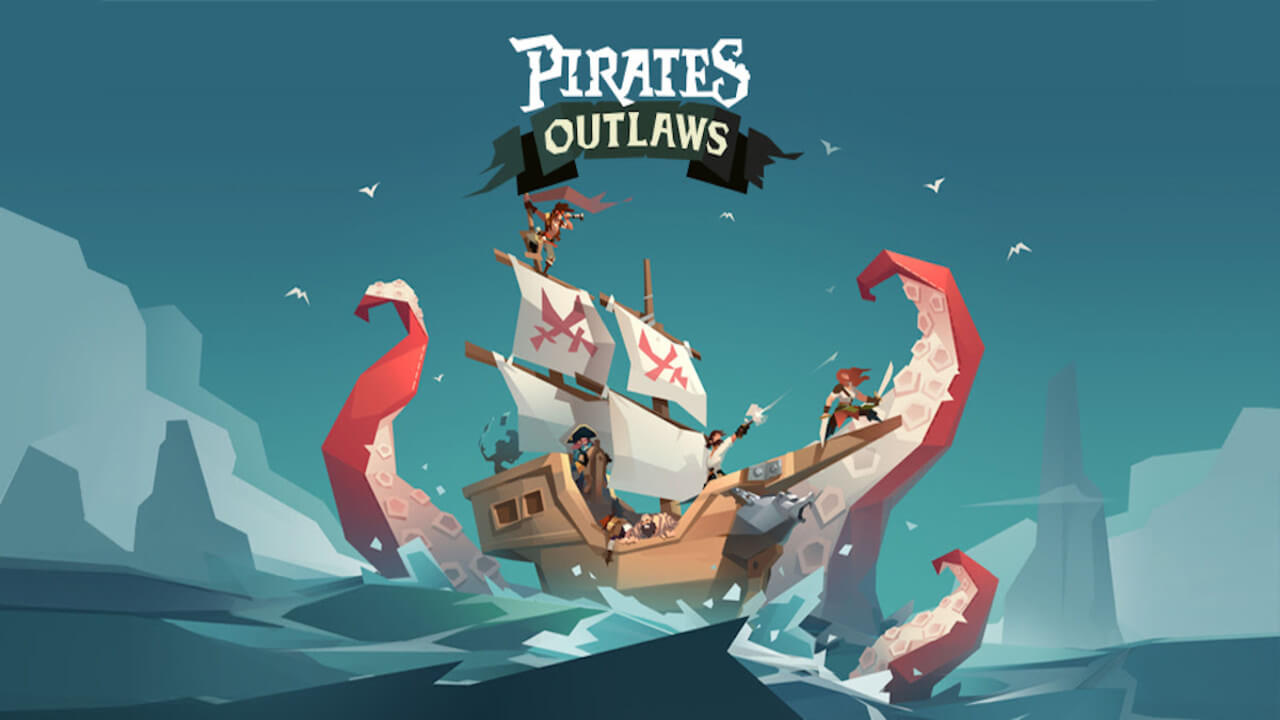Pirates Outlaws A Rougelike Deck Builder is Out Now!