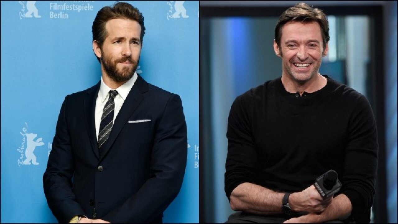 Hugh Jackman & Ryan Reynolds Call Truce for All In Challenge