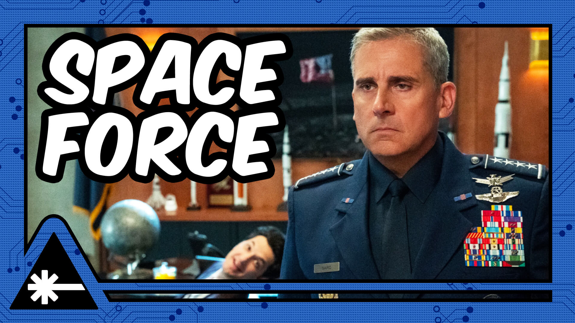 First Look At Netflix Show Space Force