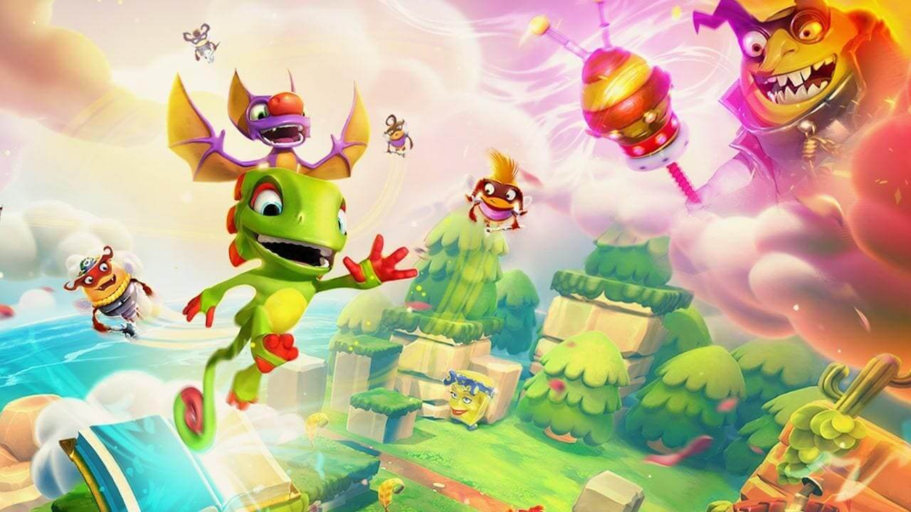 Yooka-Laylee and the Impossible Lair Gets Free Update