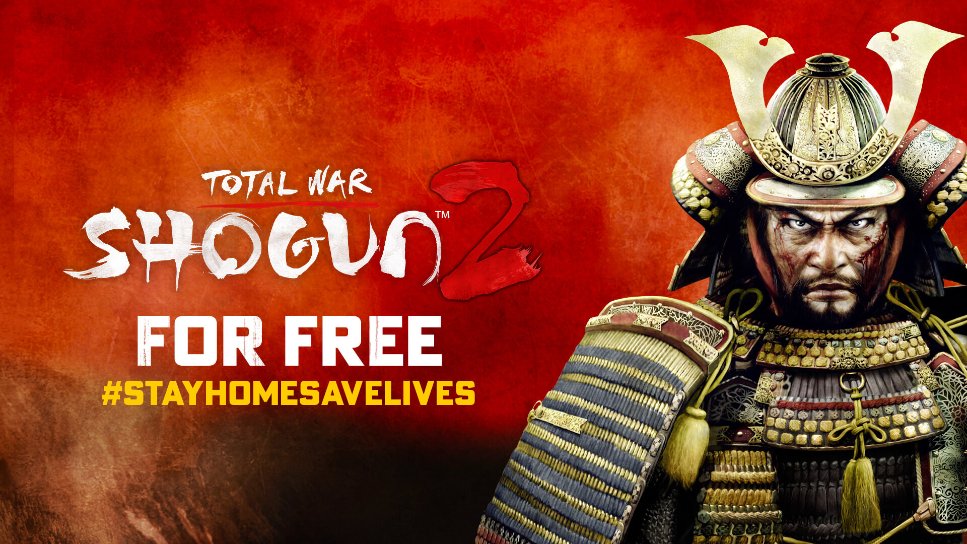 Total War: SHOGUN 2 Is Currently Free To Keep