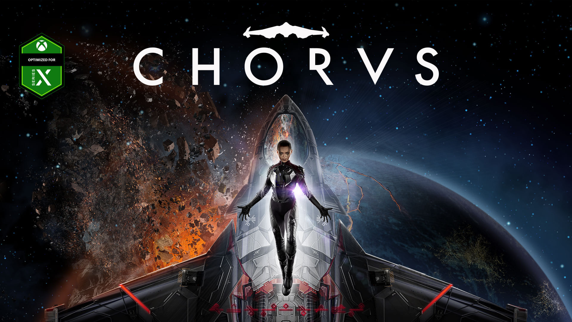 Chorus Flies Into Battle on Xbox and PC in 2021