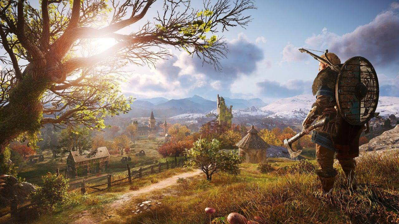 The Assassin's Creed Valhalla Gameplay Trailer Forgot the Gameplay