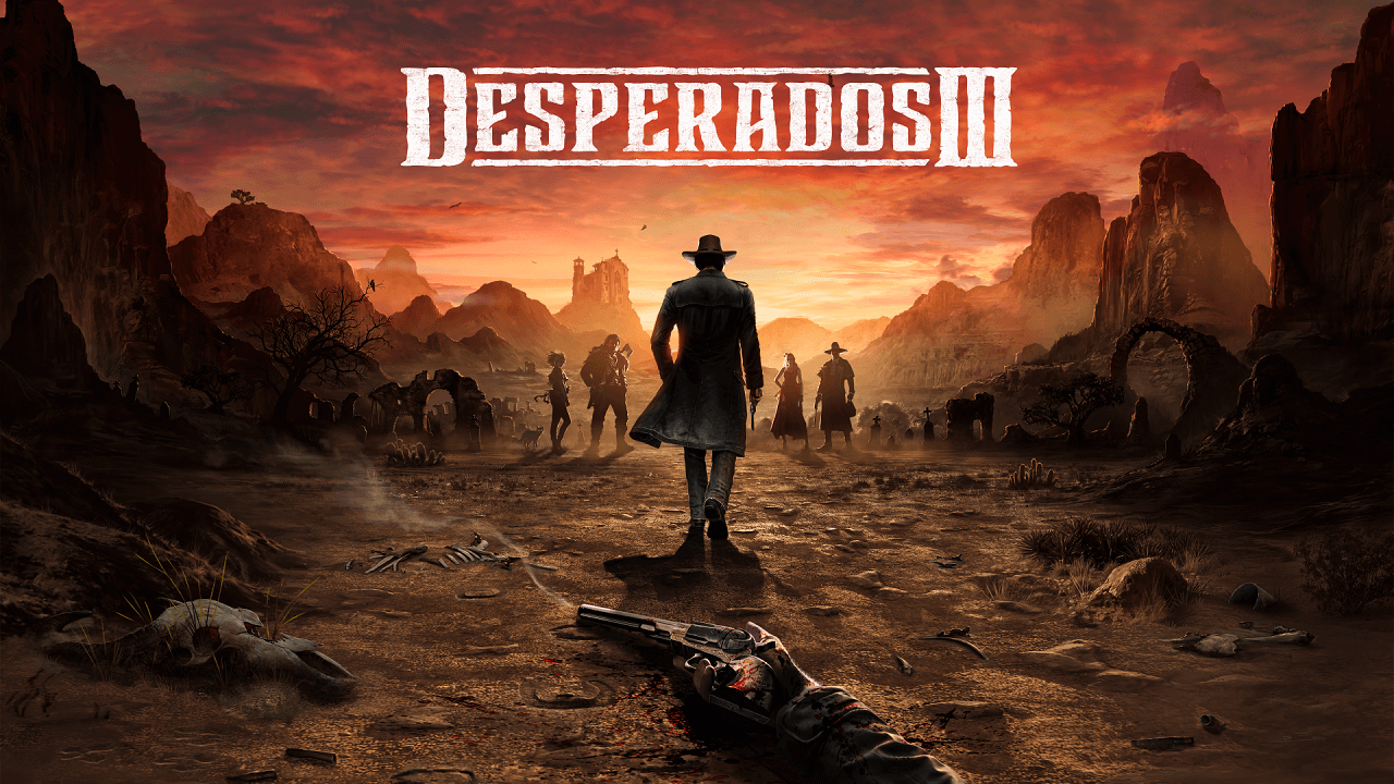 Desperados III Gets New Info Trailer From THQ Nordic