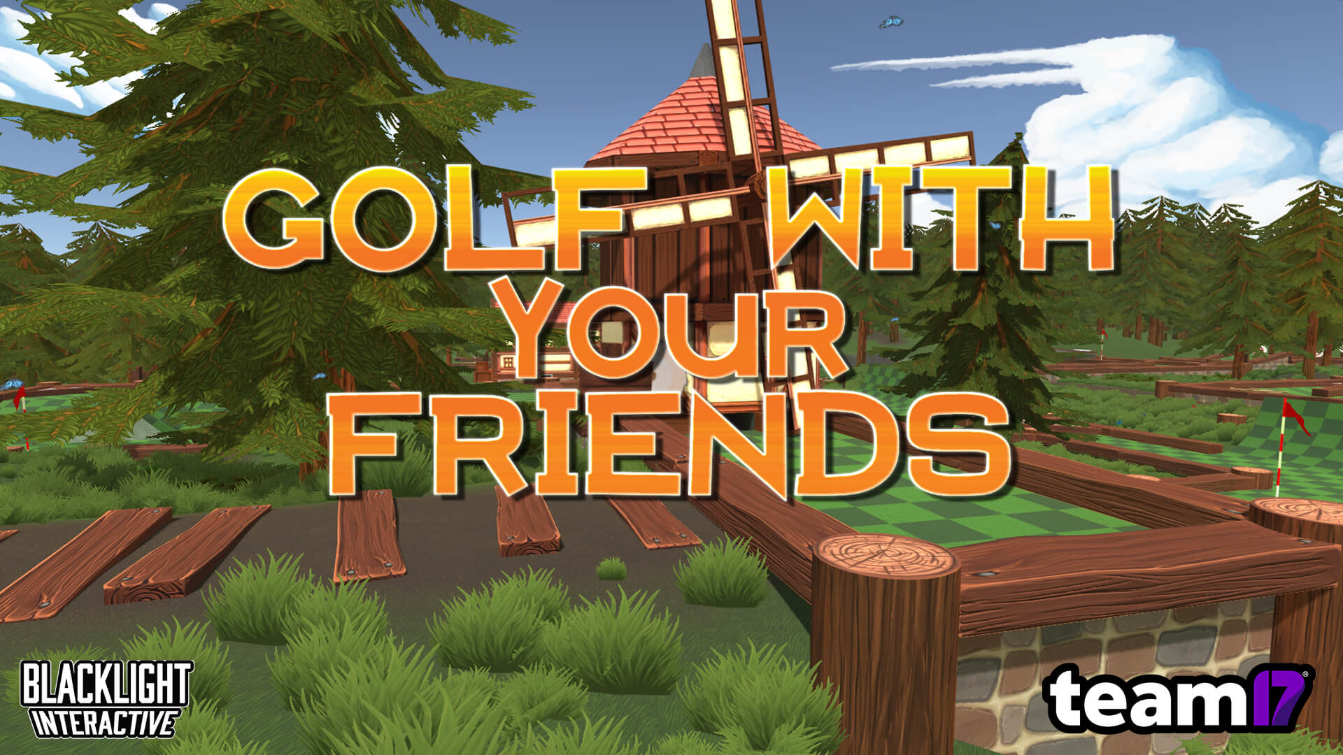 Golf With Your Friends Launches On PC And Consoles