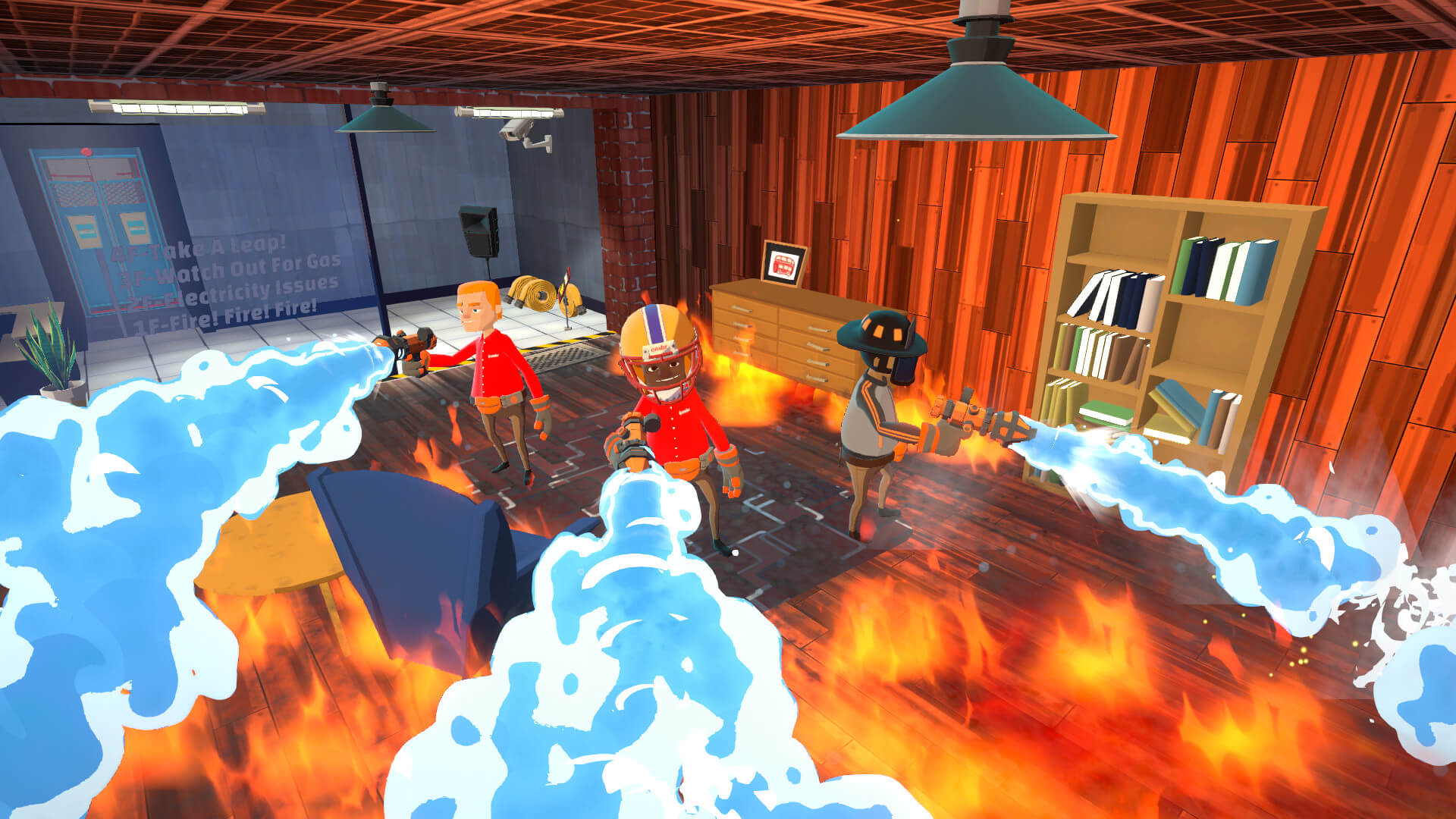 Embr Uber Firefighters Releases in Early Access