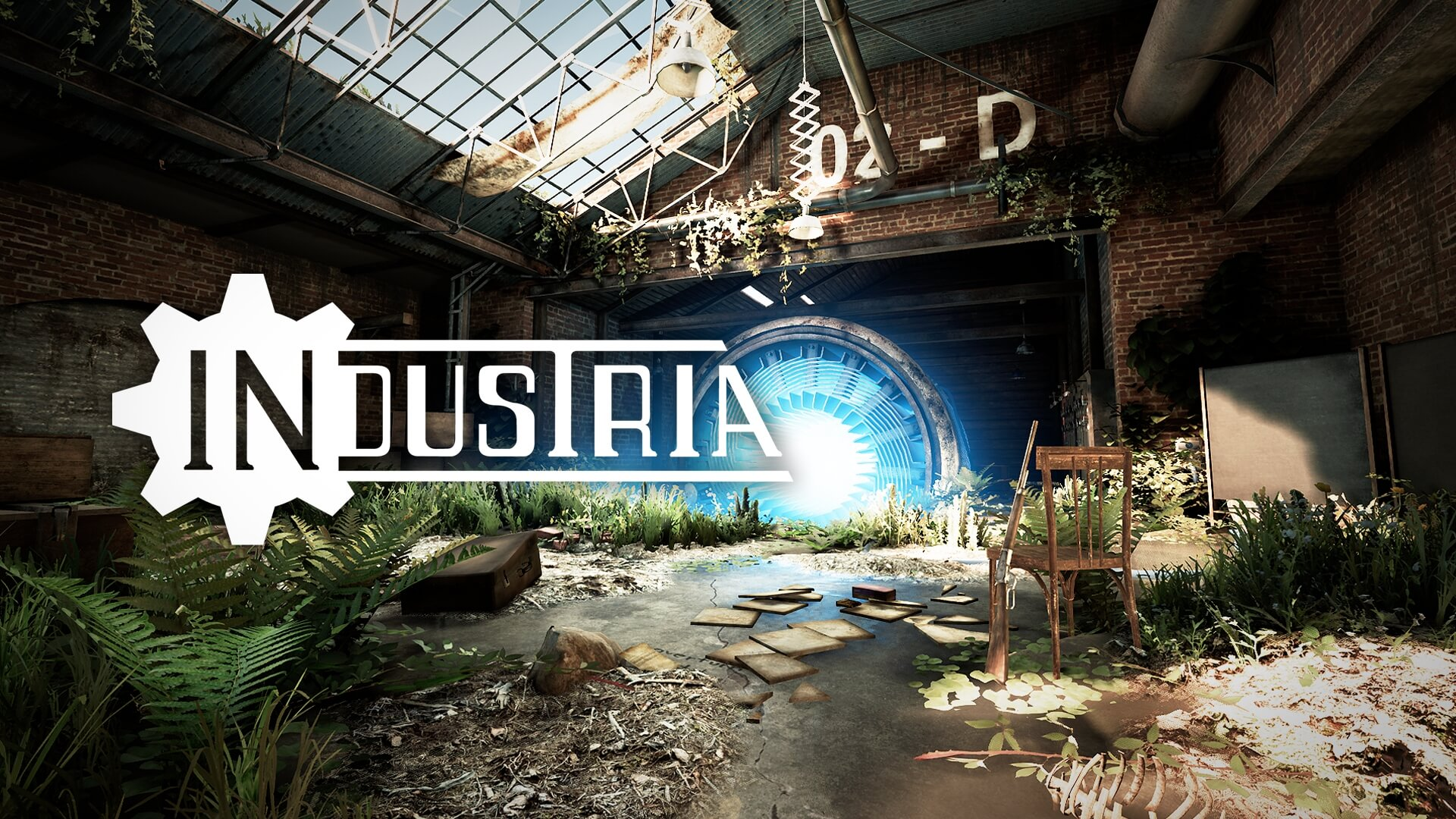 Surreal Shooter Industria Announced For PC