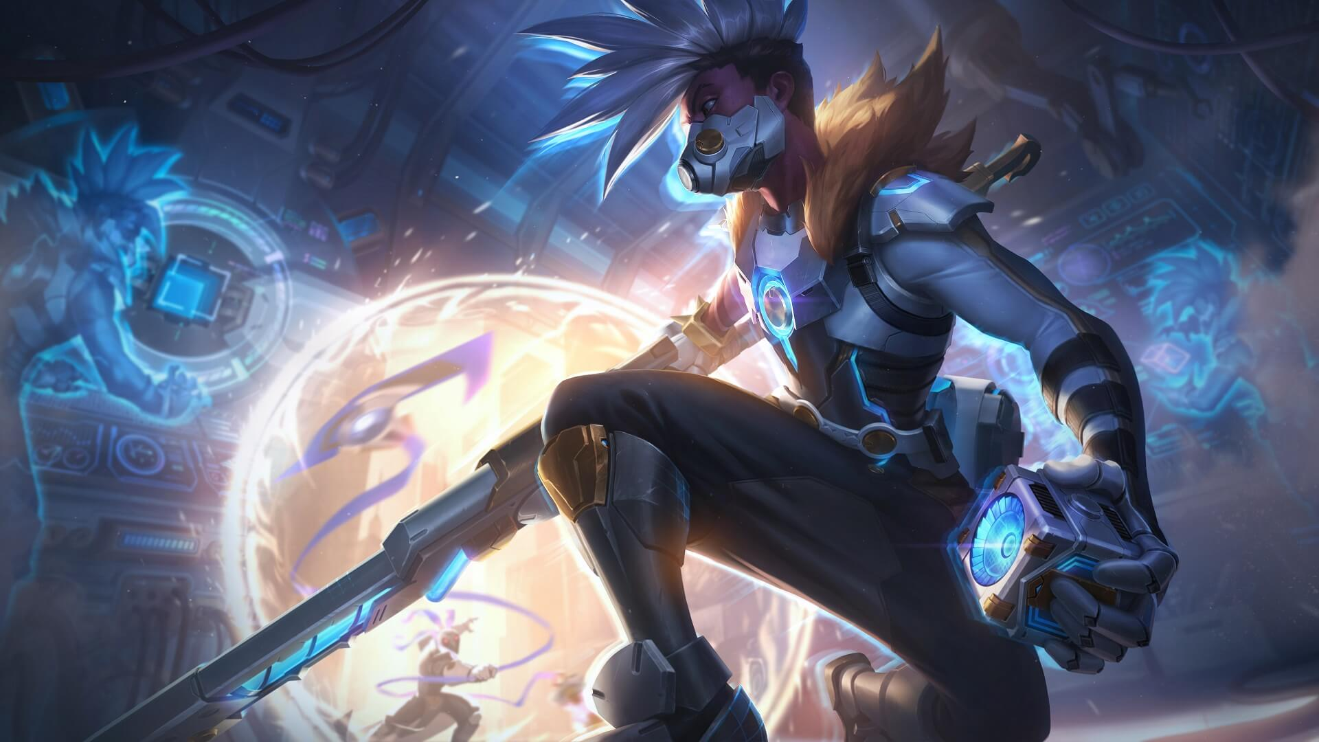 Time Police Go, League's Pulsefire Event Is Live