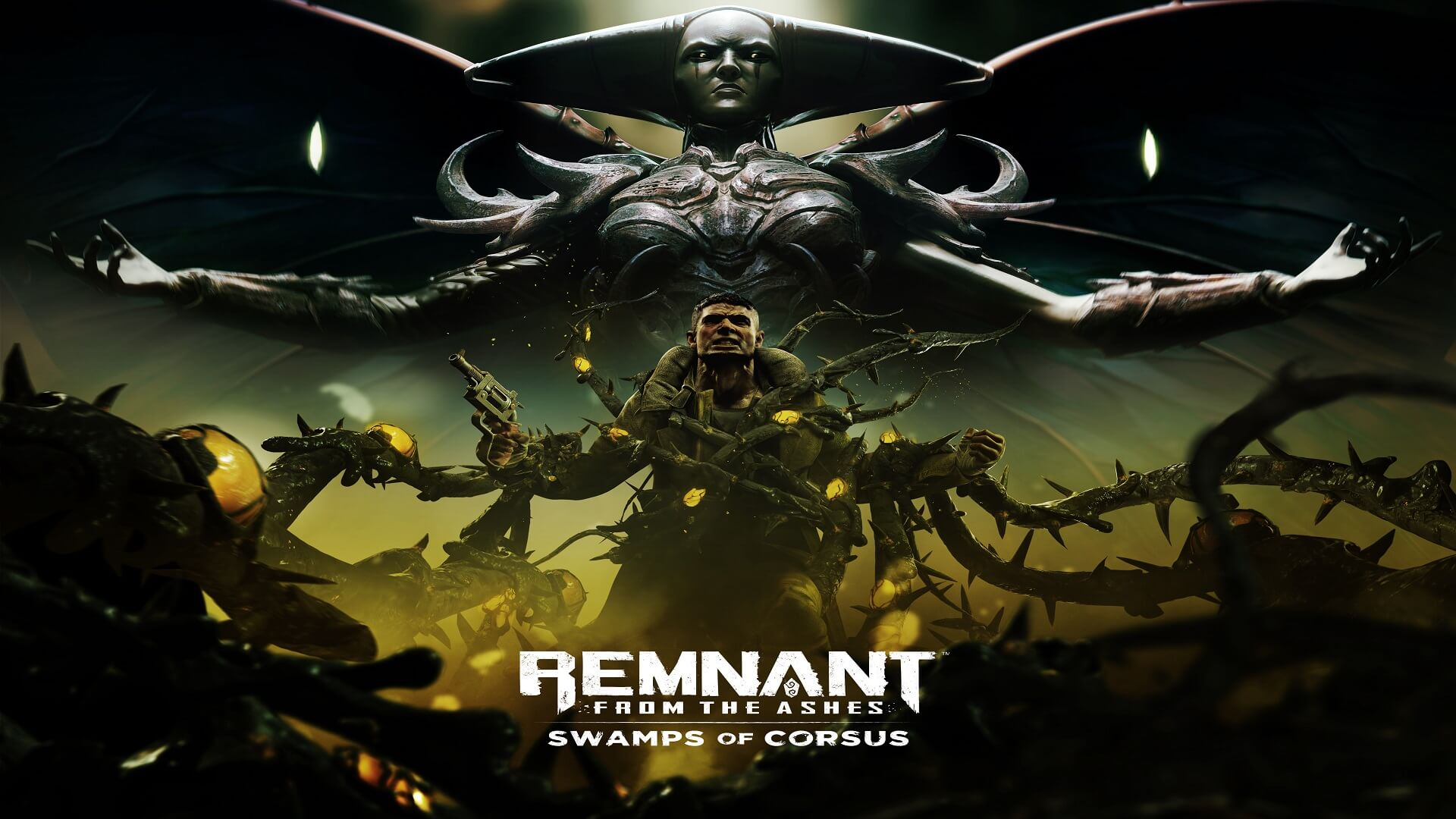 Remnant From the Ashes - Swamps of Corsus Review: Corsus Carnage