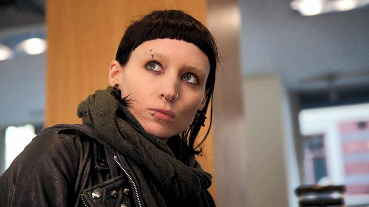 Amazon Developing Girl With the Dragon Tattoo Show