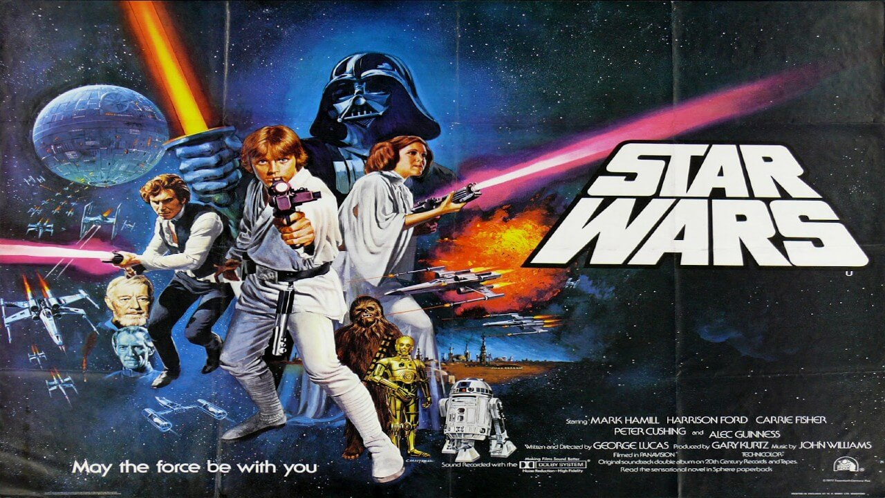 Today in Nerd History - George Lucas and Star Wars