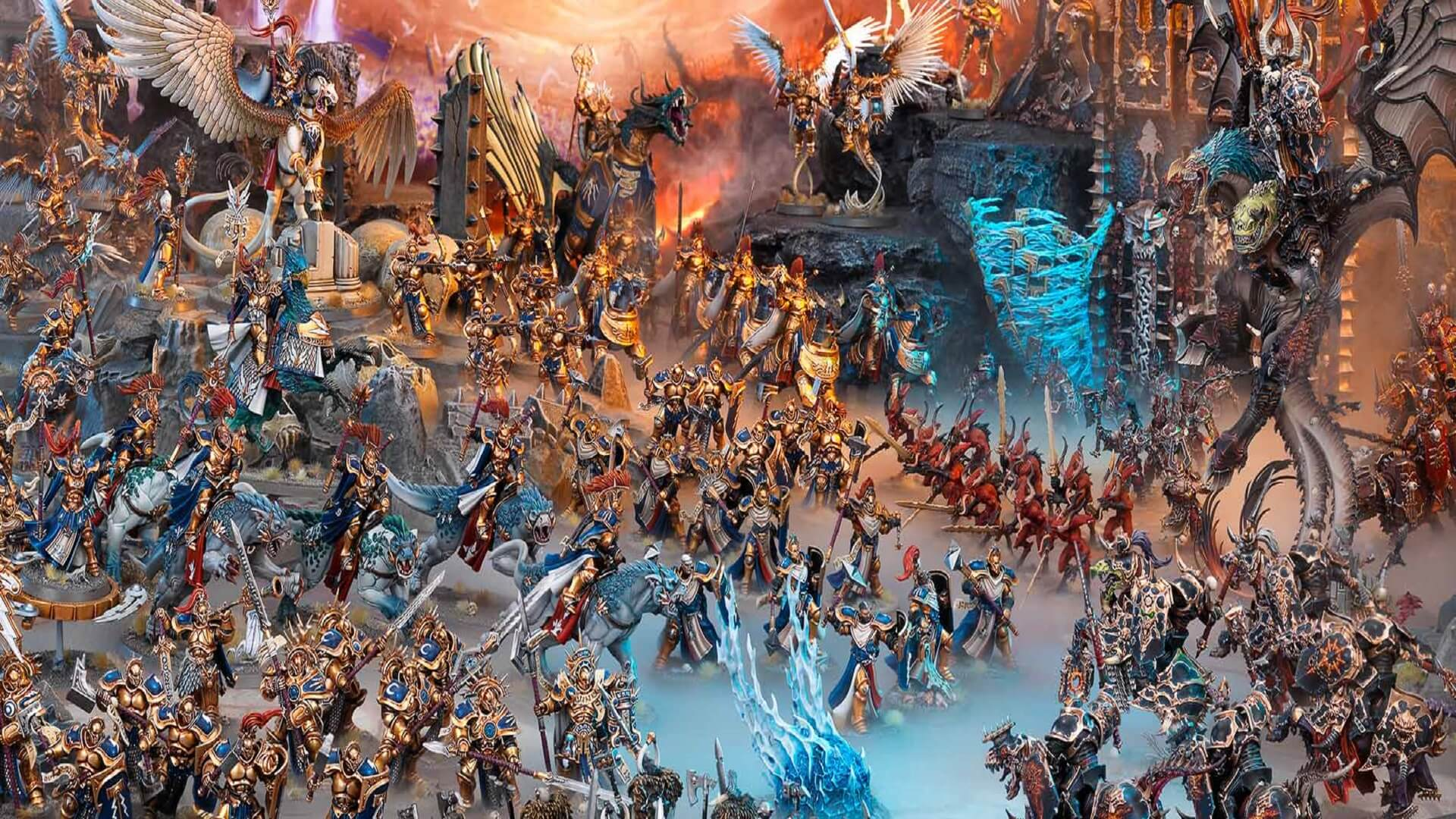 Warhammer Is Getting An Age of Sigmar RTS