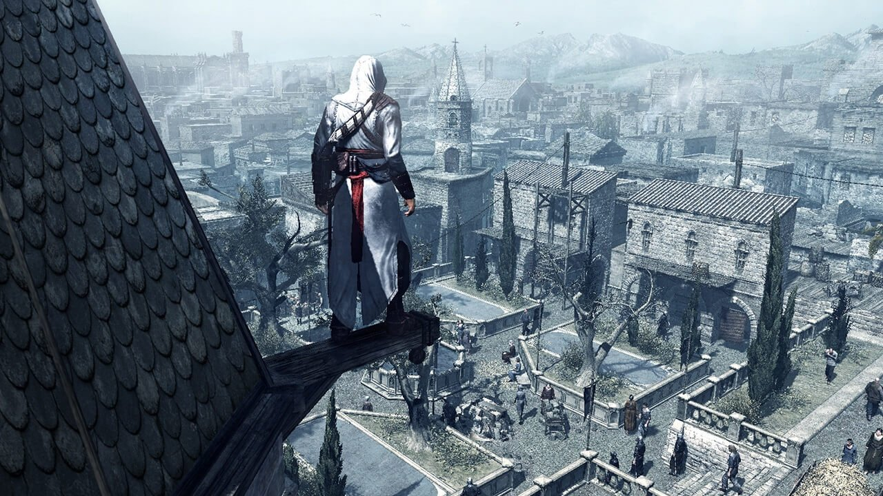 Assassin's Creed's Side-Missions Were Last-Minute Inclusions