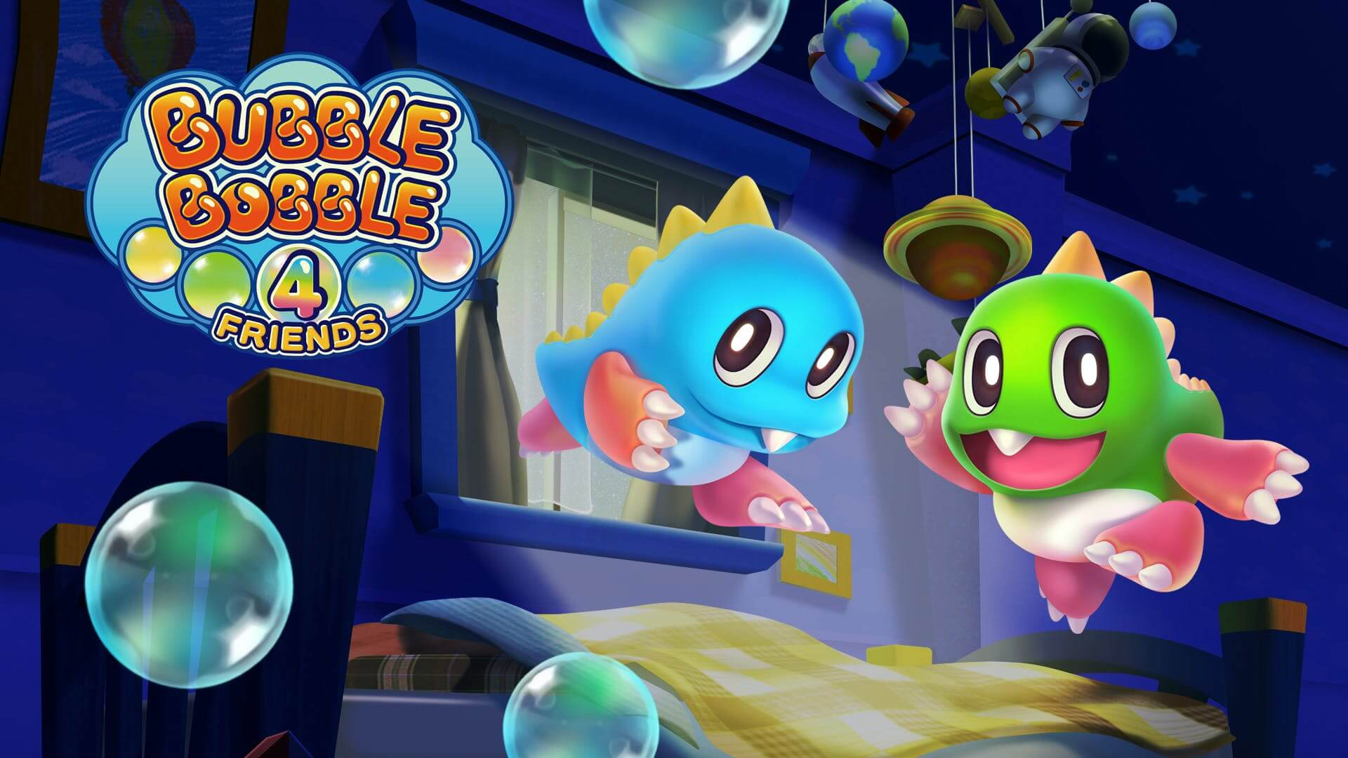 Bubble Bobble 4 to Launch on PS4 With Fan Contenst