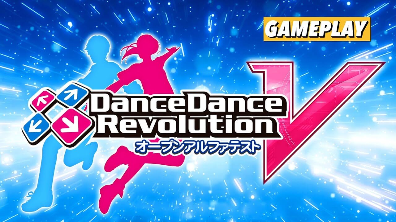 Dance Dance Revolution V Makes A Surprise Debut with Free Game