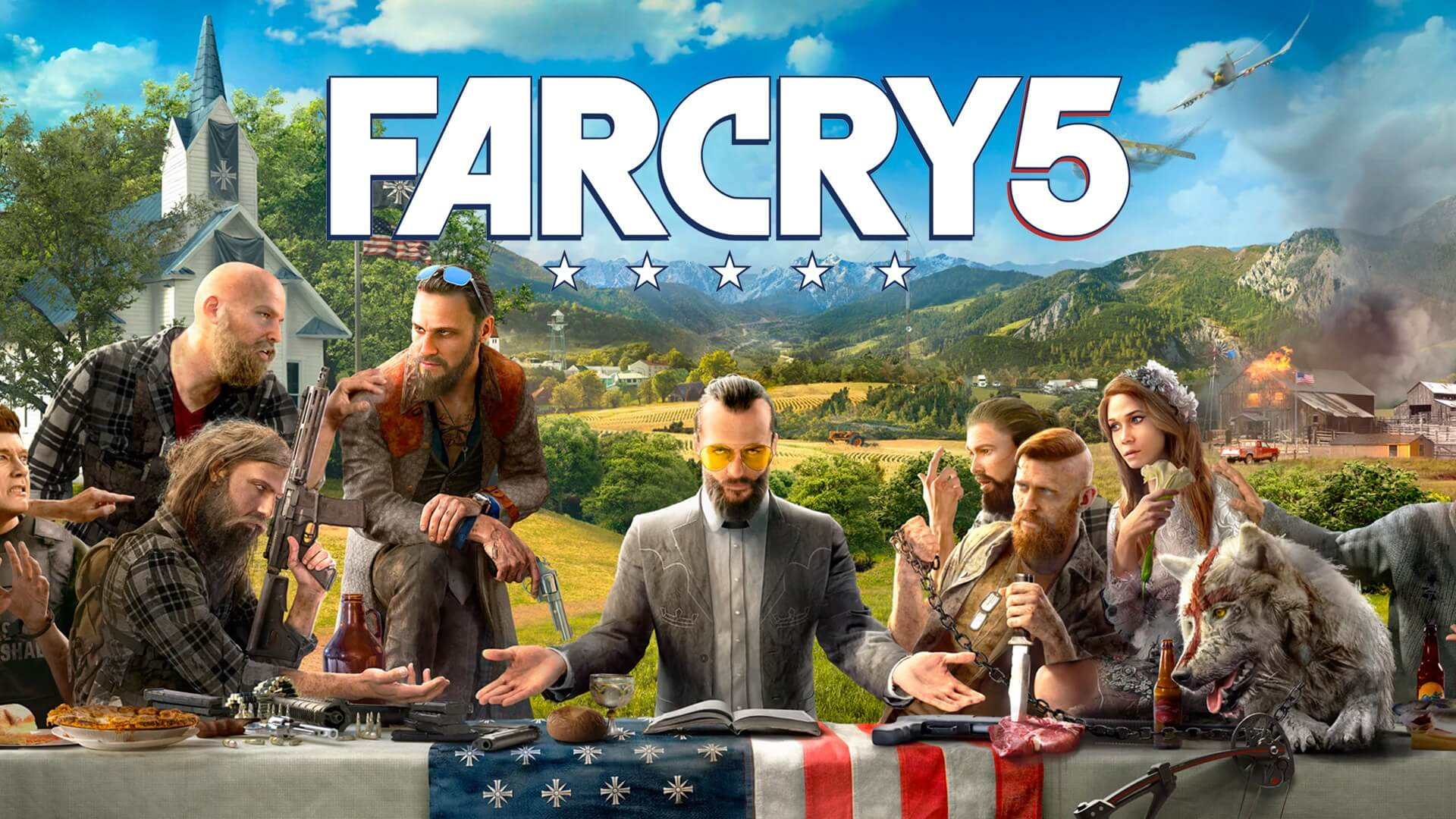 Far Cry 5 Is Free On PC This Weekend