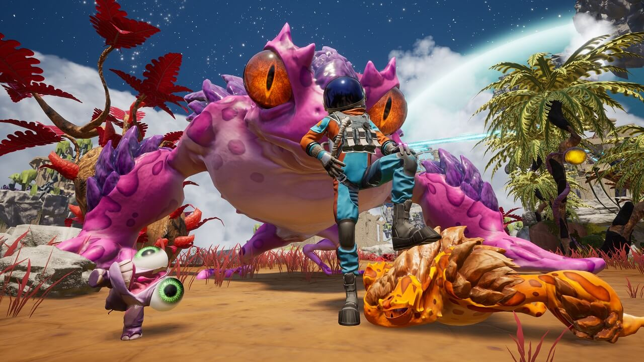 Journey to the Savage Planet Out Now on Switch