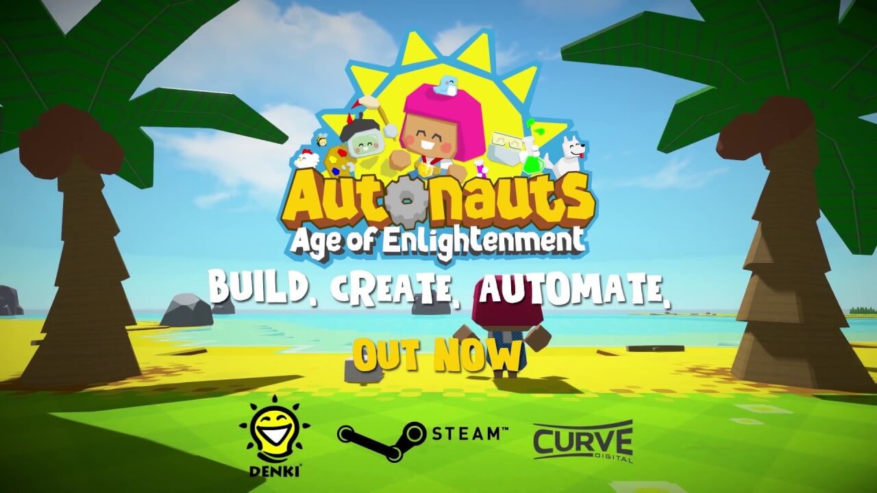 Autonauts Age Of Enlightenment Is Out Now