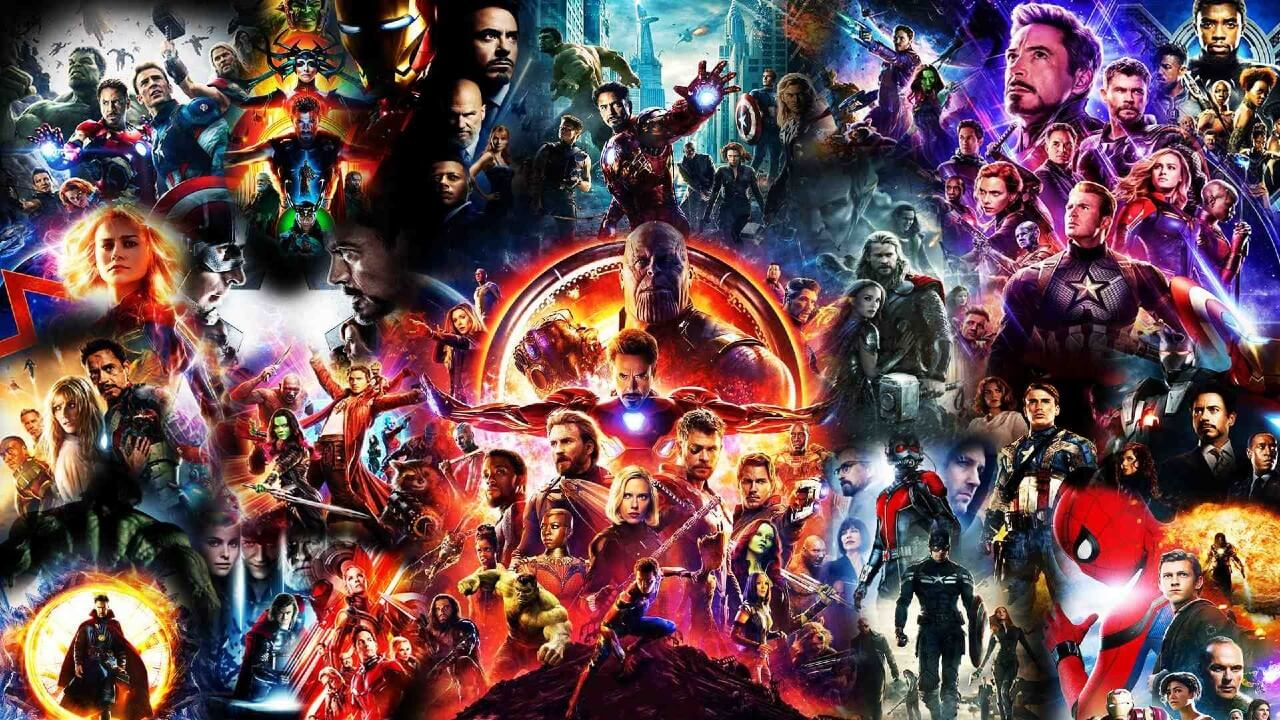 Trend of the Weekend - MCU In Chronological Order
