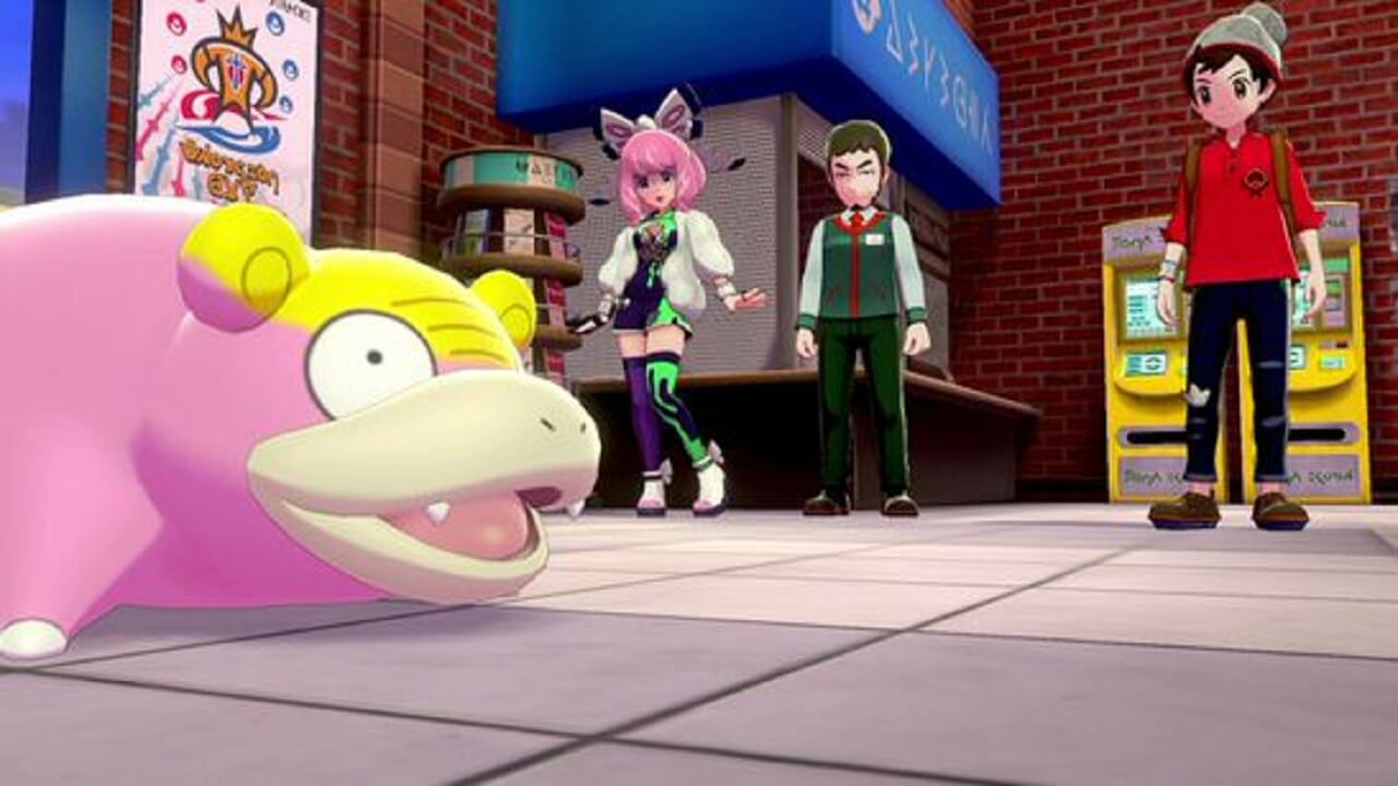 First Pokémon Sword and Shield DLC Arrives in 1 Month