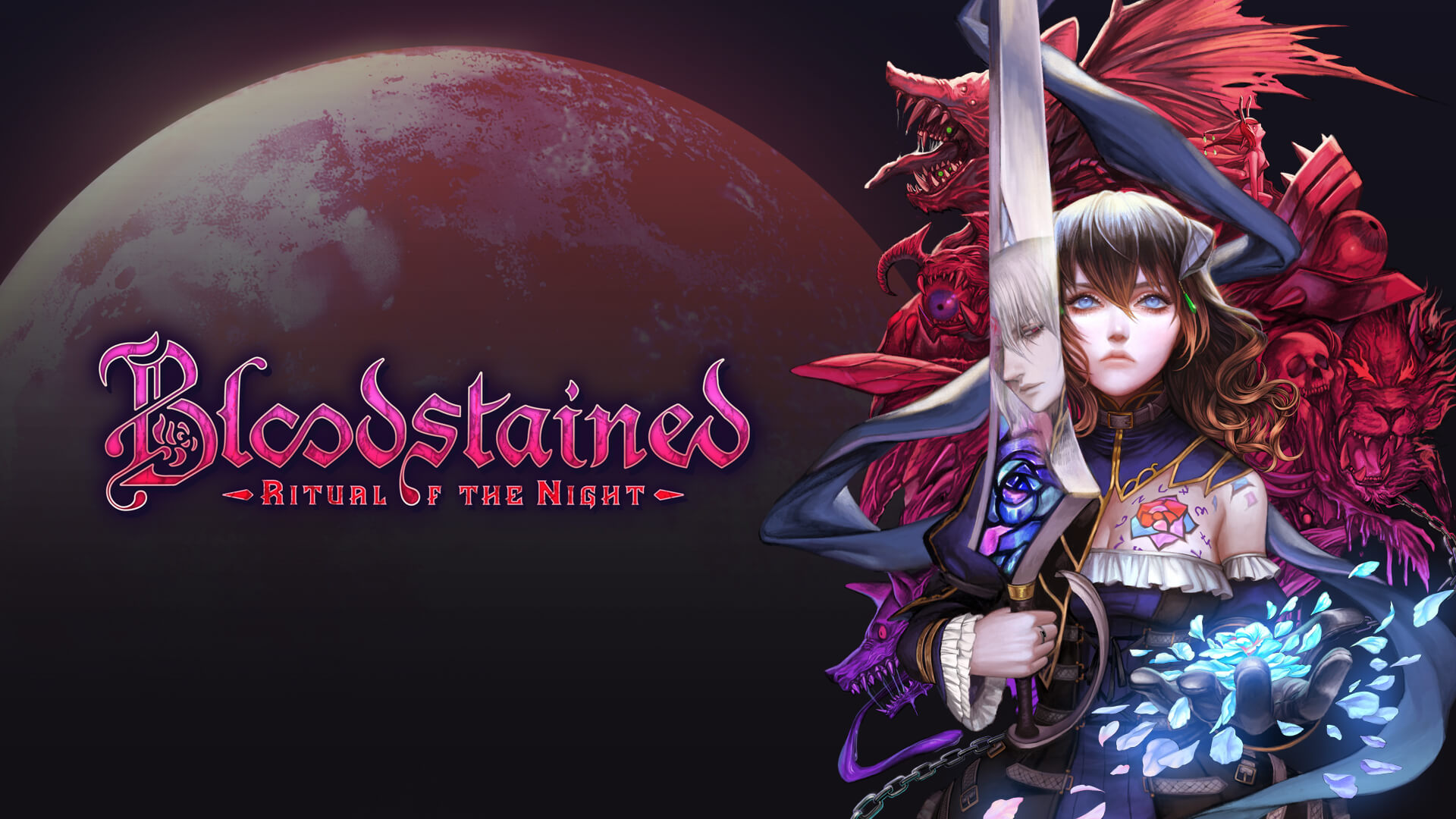 Bloodstained Announces Next Year of Content