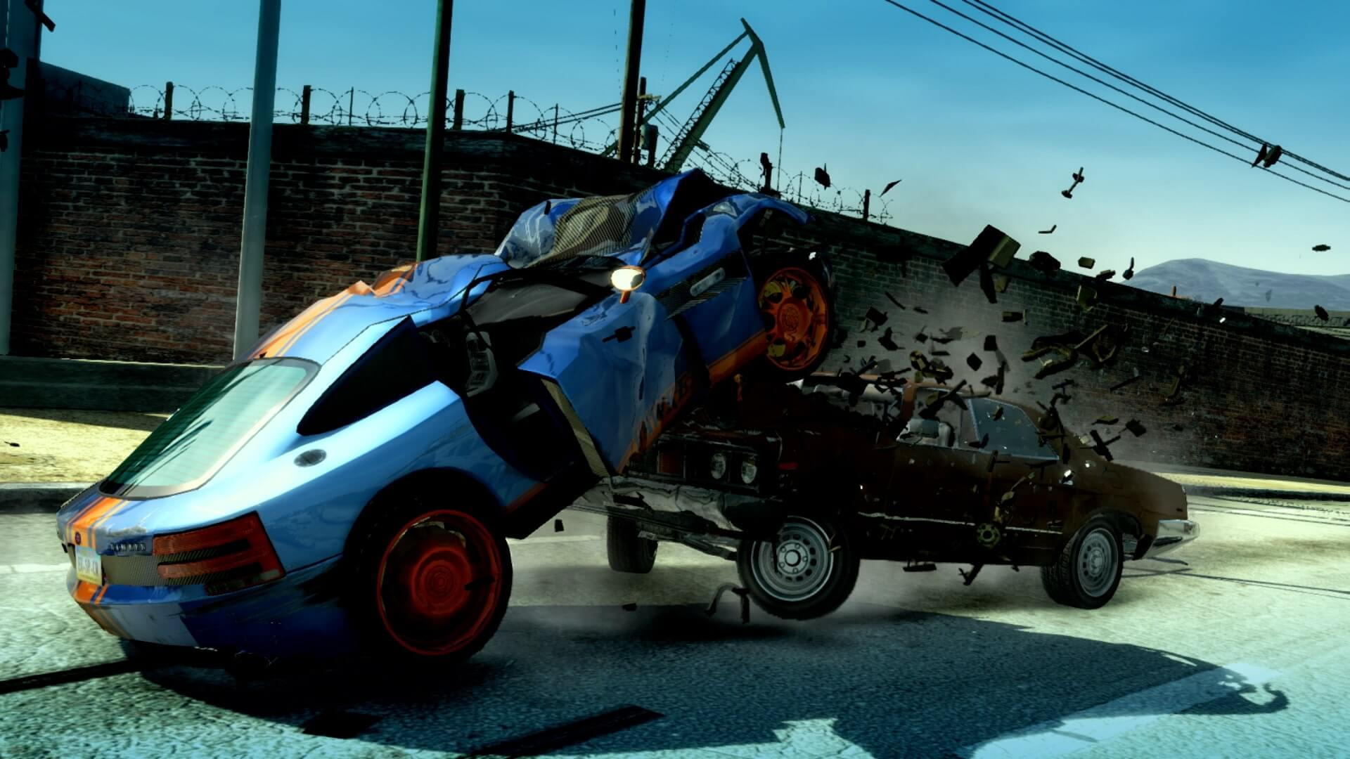 Burnout Paradise Remastered Out Now On Nintendo Switch