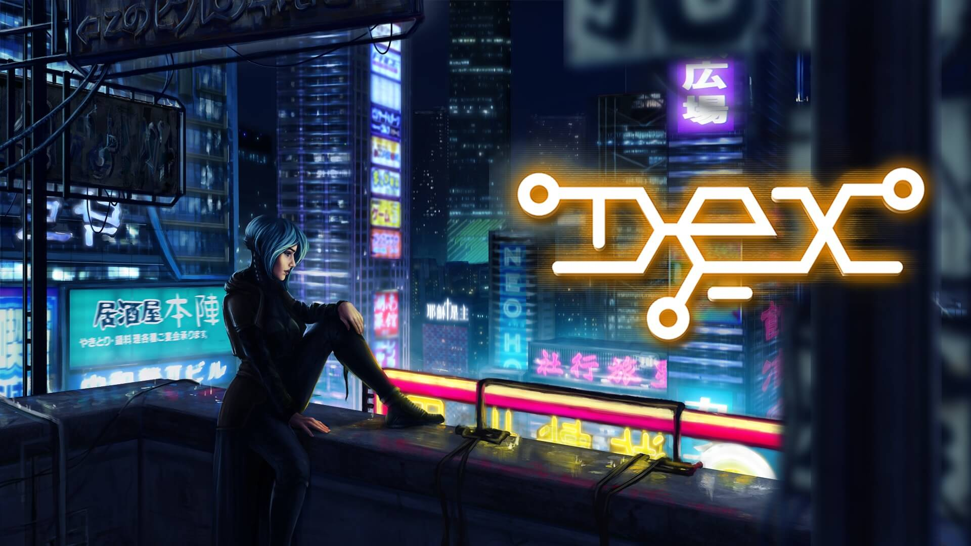 2D Cyberpunk Game Dex Coming To Nintendo Switch