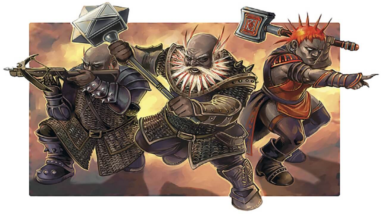Duergar Need Better Representation in Dungeons and Dragons