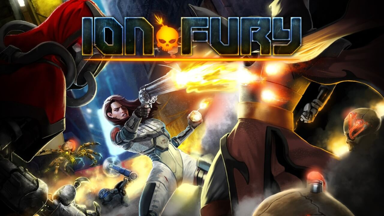 Ion Fury Switch Review: Hail to the Queen