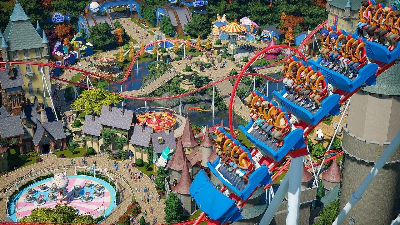 Planet Coaster Landing On Next Gen Consoles This Fall