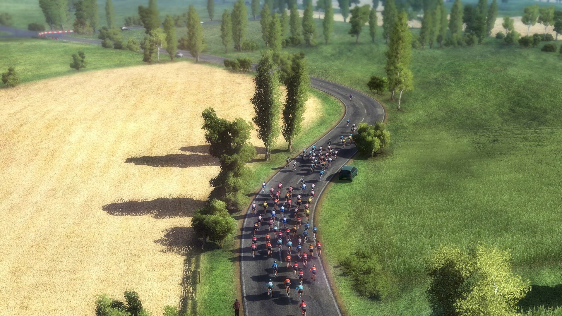 Pro Cycling Manager 2020 Review: Pedaling Nowhere